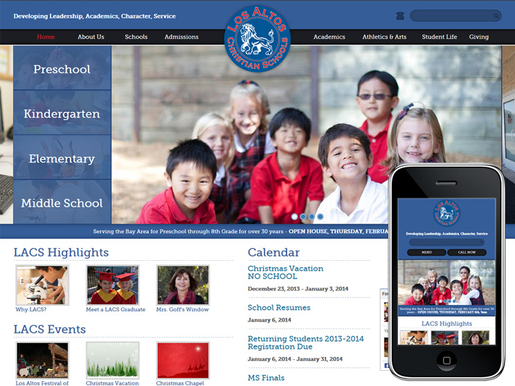 Private Christian Schools Completed Example
