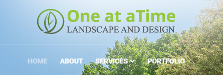 One at aTime Landscape and Design